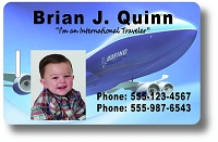 Luggage Tags - Kids