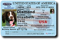 Dog Passport